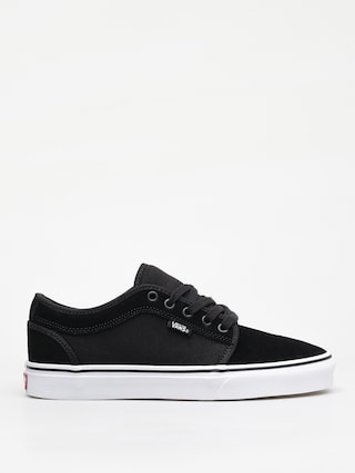 Vans Chukka Low Shoes (suede/black/true white)