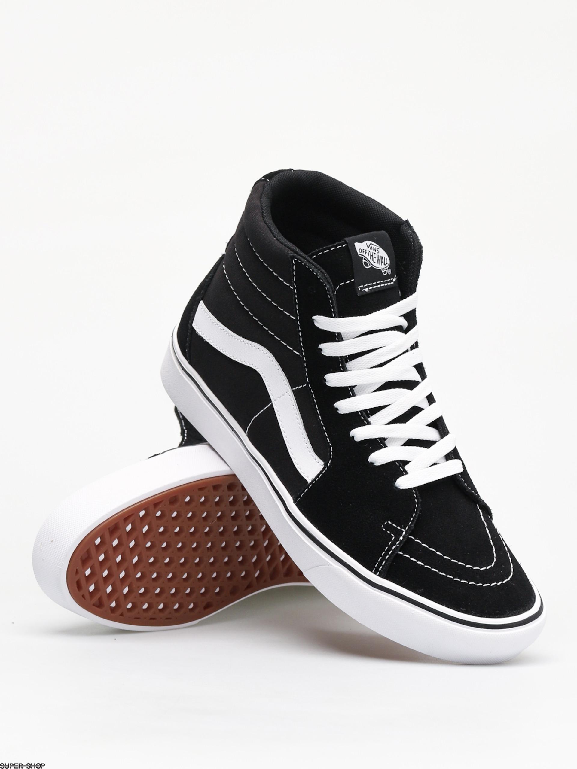 Vans ComfyCush Sk8 Hi Shoes (classic) c23de1625