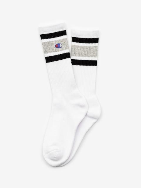 Champion Socks 1Pp Crew Socks (wht/loxgm/nbk)