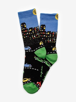 Malita City Socks (black)