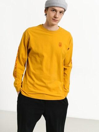 Brixton Frame Stt Longsleeve (yellow)