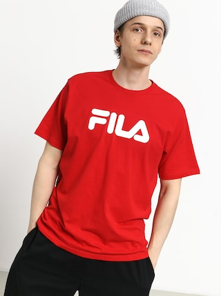 Fila Pure Short Sleeve Shirt T-shirt (true red)
