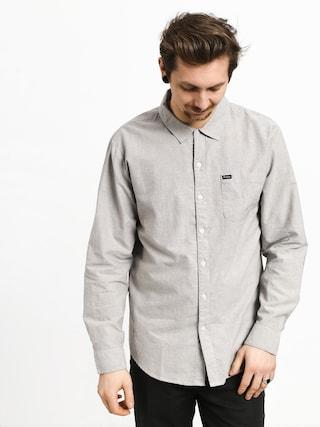Brixton Charter Oxford Wvn Shirt (grey)