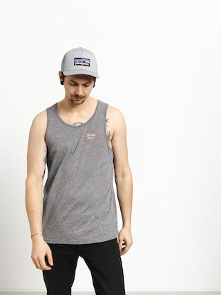 Brixton Wheeler Tank Top T-shirt (heather grey/henna)