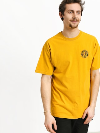 Brixton Rival II Stnd T-shirt (nugget gold)