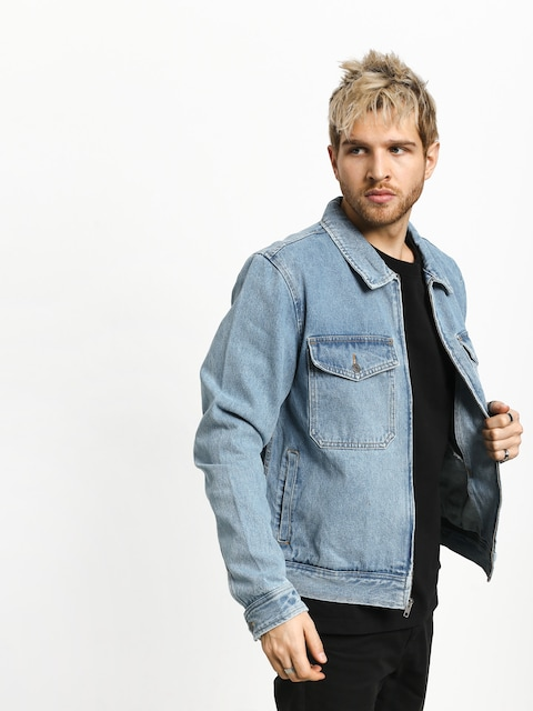Stussy Denim Garage Jacket (light blue)