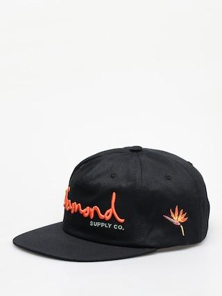 Diamond Supply Co. Og Script ZD Cap (black)