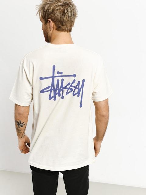 Stussy Basic T-shirt (vanilla)
