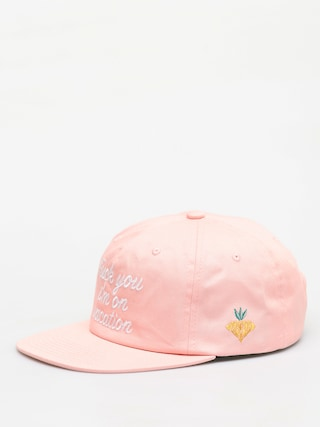 Diamond Supply Co. Diamond Resort ZD Cap (pink)