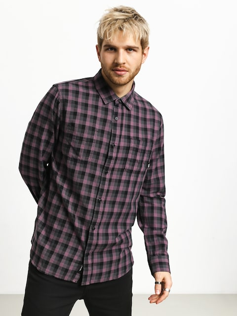 Vans Alameda II Shirt (black plum/black)