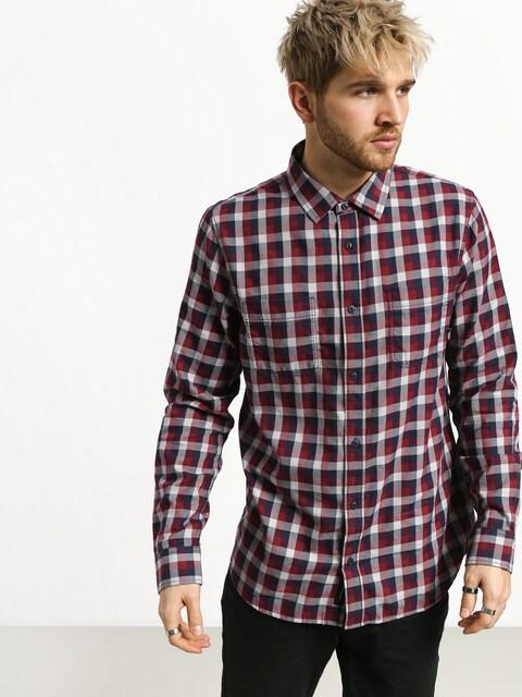 Vans Alameda II Shirt (rhumba red/dress blues)