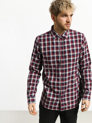 Vans Alameda II Shirt (rhumba red/dress blues)