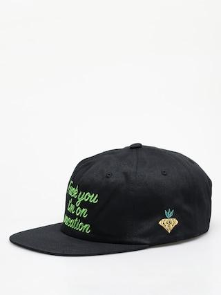 Diamond Supply Co. Diamond Resort ZD Cap (black)