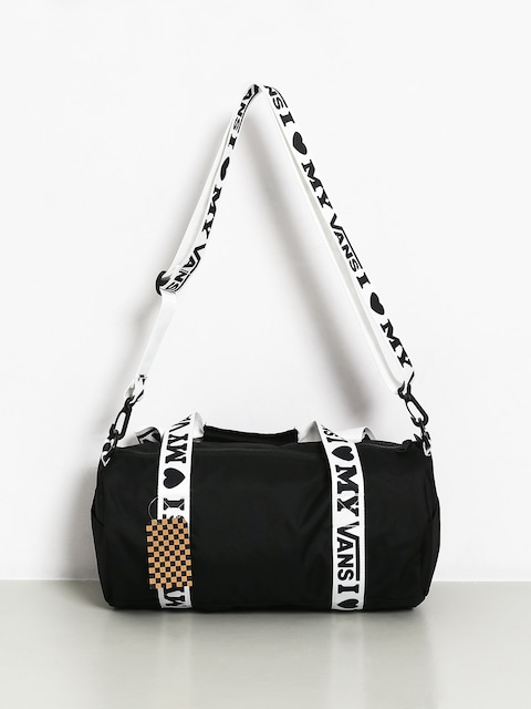 Vans Here We Go Duffle Bag Wmn (black/vans)