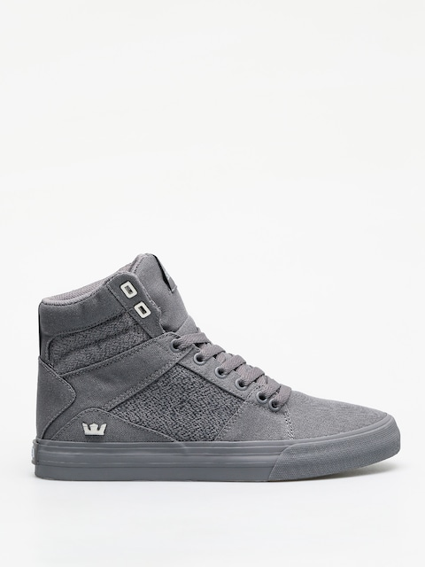Supra Aluminum Shoes (grey grey)