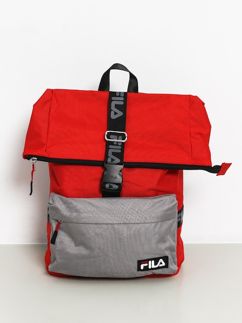Fila Orebro Backpack (fiery red/black)
