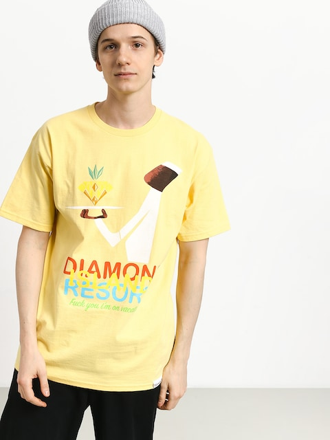 Diamond Supply Co. Diamond Resort T-shirt