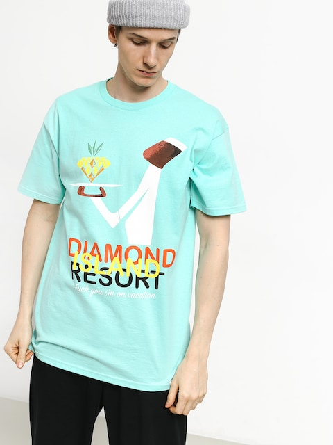Diamond Supply Co. Diamond Resort T-shirt