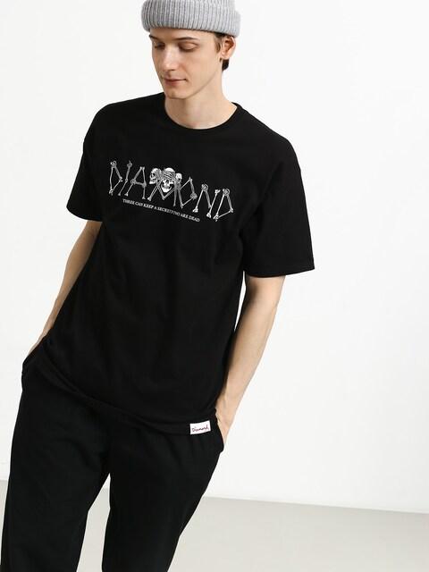 Diamond Supply Co. Secrets Die T-shirt