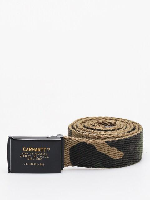 Carhartt WIP Military Printed Belt (camo laurel)