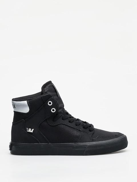 Supra Vaider Shoes (black/chrome black)