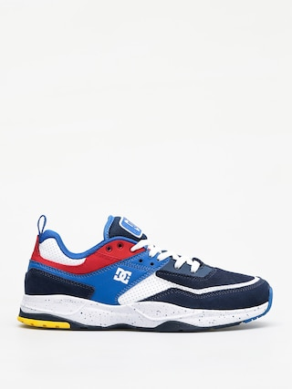 DC E Tribeka Se Shoes (black/blue/red)