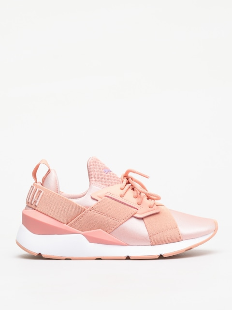 Puma Muse Satin Ep Shoes Wmn (peach bud/peach bud)