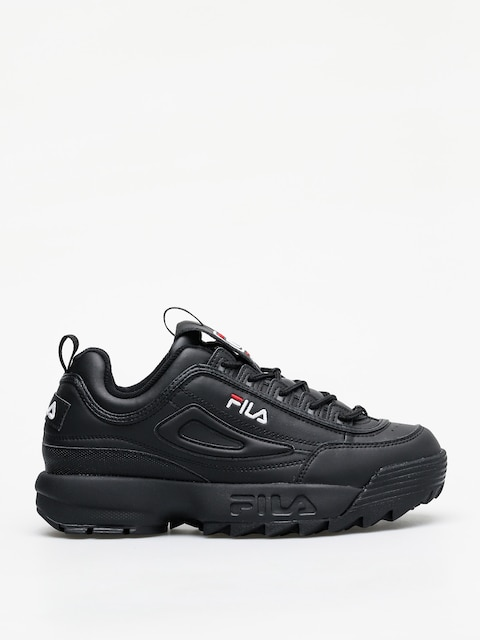 Fila Disruptor Low Shoes (black/black)