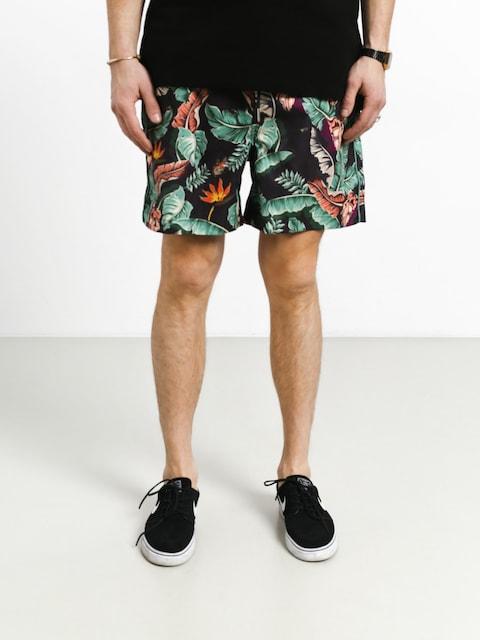 Diamond Supply Co. Tropical Paradise Short Shorts (black)