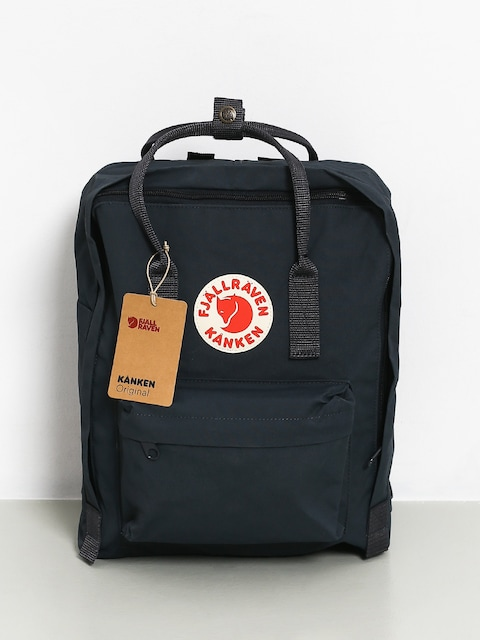 Fjallraven Kanken Backpack (navy)
