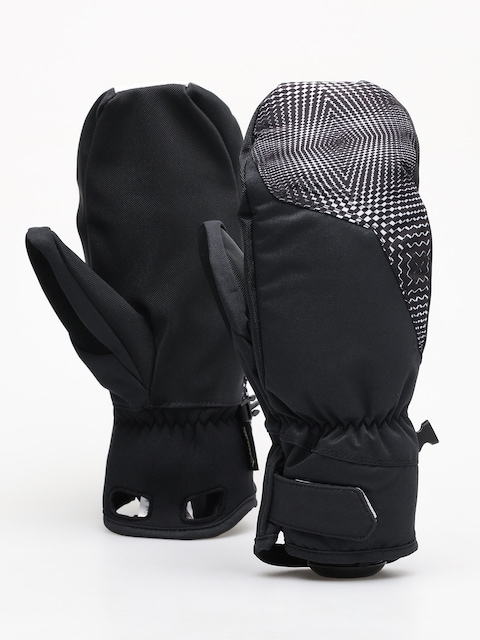 Volcom Stay Dry Gore Mitt Gloves (bwh)