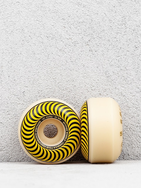 Spitfire F4 101 Classic Wheels (yellow/gold)