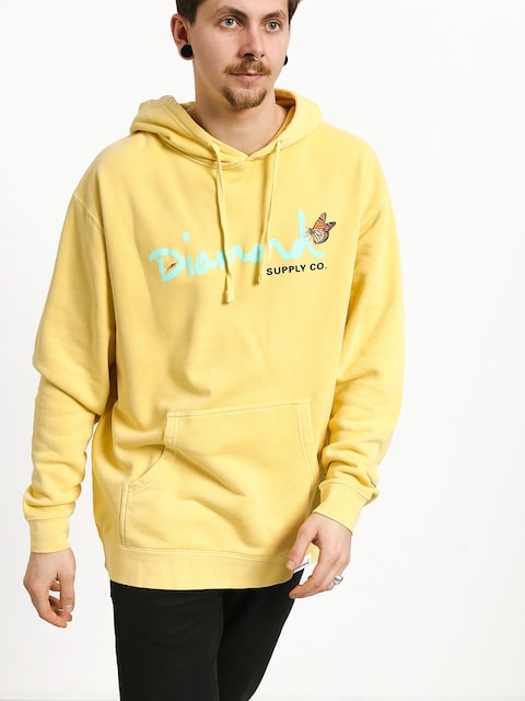 Diamond Supply Co. Paradise Og Script HD Hoodie