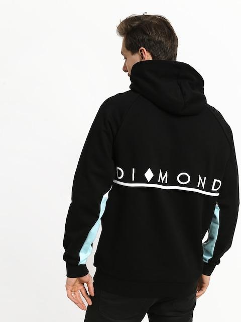 Diamond Supply Co. Fordham HD Hoodie (black)