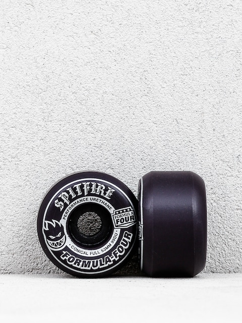 Spitfire F4 99 Confull Wheels (blackout/silver)