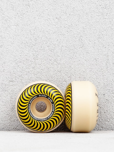Spitfire F4 99 Classic Wheels (yellow/silver)