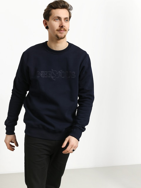 Nervous Classic Sweatshirt (navy)