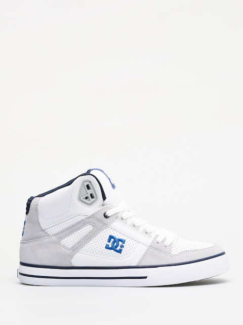 DC Pure Ht Wc Shoes (white/blue)