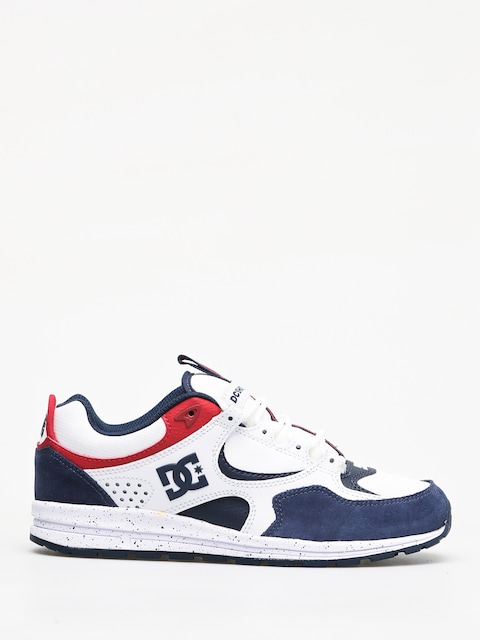 DC Kalis Lite Se Shoes (white/red/blue)