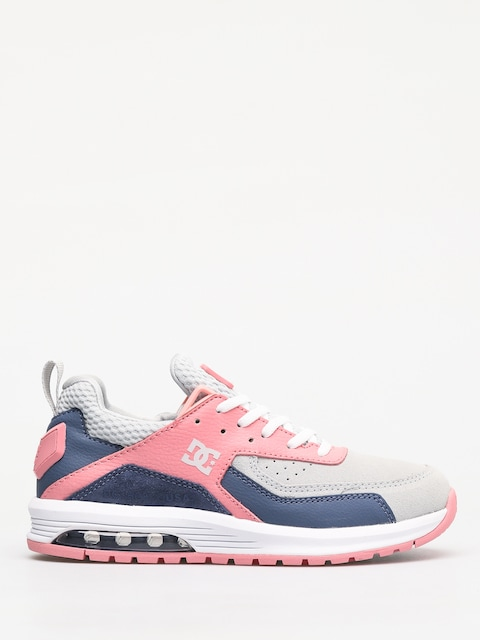 DC Vandium SE Shoes Wmn (grey/pink)