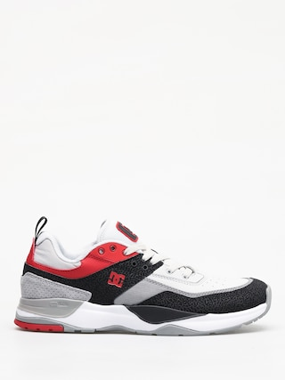 DC E Tribeka Shoes (black/athletic red/battleship)