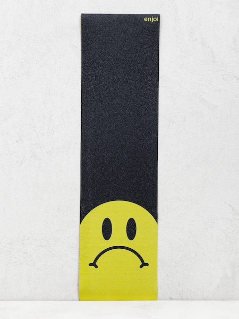 Enjoi Frowny Grip (black/yellow)