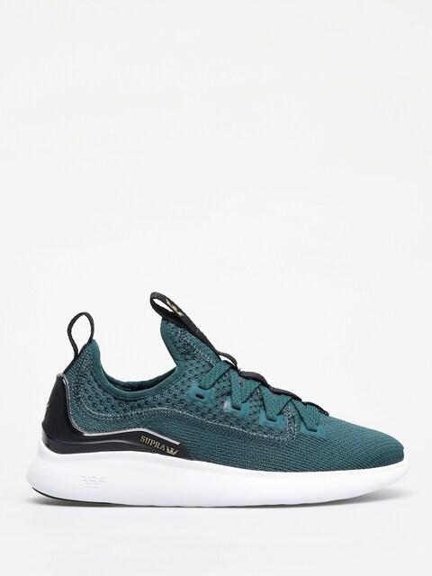 Supra Factor Shoes (evergreen white)