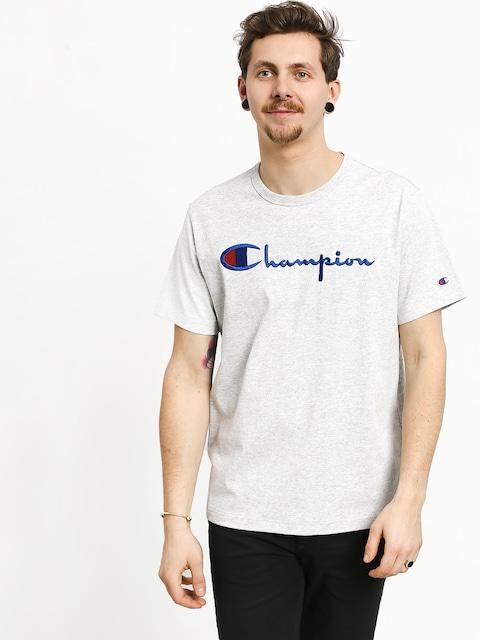 Champion Premium Reverse Weave Big Logo T-shirt (loxgm)