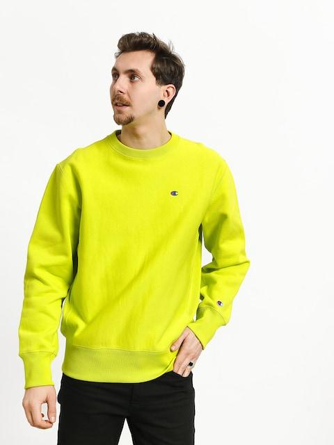 Champion Premium Reverse Weave Small Logo Crewneck Sweatshirt