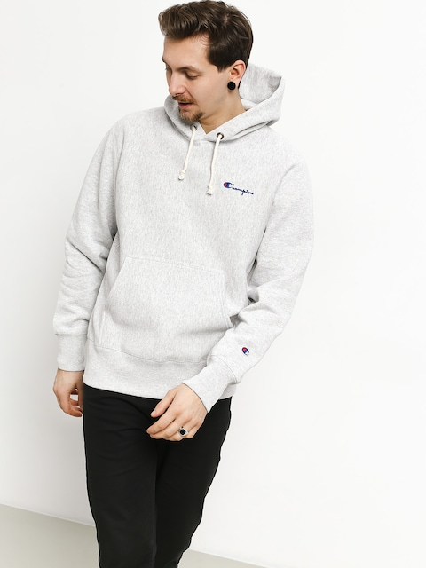 Champion Premium Reverse Weave Hooded Sweatshirt HD Hoodie (loxgm)