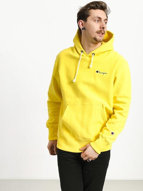 Champion Premium Reverse Weave Hooded Sweatshirt HD Hoodie (btp)