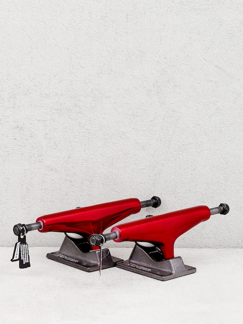 Tensor Alum Mirror Trucks (mirror red/black)