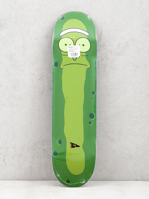Primitive Pickle Rick Team Deck (green)