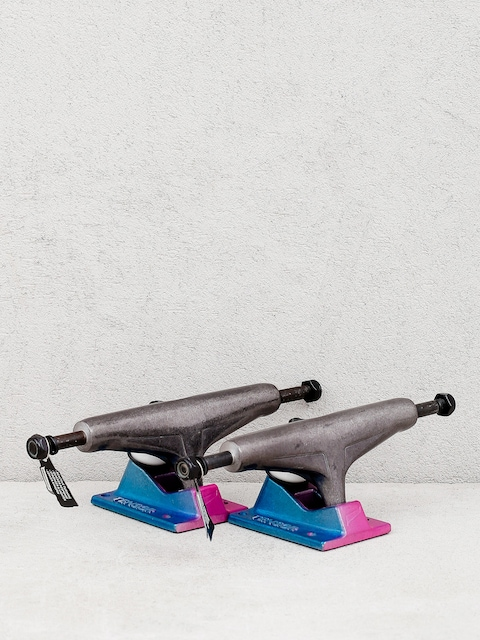 Tensor Alum Candy Fade Trucks (black/ma/blue)